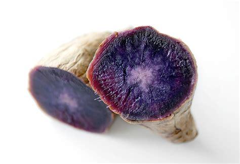 purple yams the heart of baking baked purple yams updated