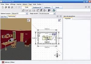 Logiciel Architecture Gratuit Simple : architecture 3d 1 5 logiciel 3d gratuit logiciel de ~ Premium-room.com Idées de Décoration