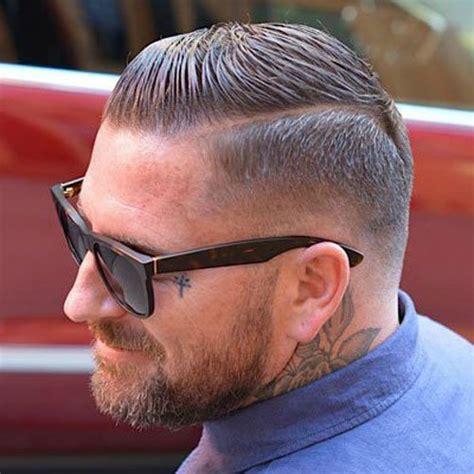Mens Receding Hairstyles