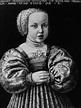 Elisabeth von Österreich (1526-1545), die älteste Tochter ...
