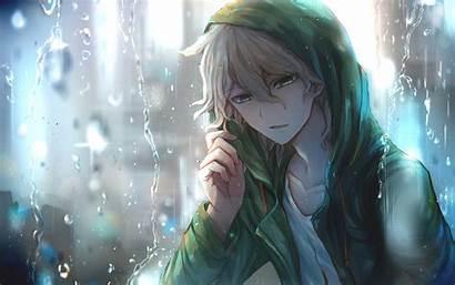 Nagito Komaeda Danganronpa Manga Anime Rain Boy