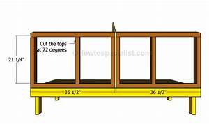 how to build a double dog house howtospecialist how to With double dog house plans