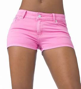 Image Gallery Pink Short shorts