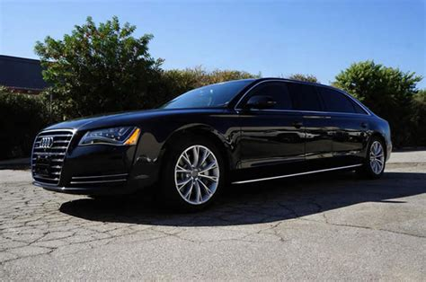 Audi For Sale by Used 2013 Audi Audi A8l For Sale Ws 10005 We Sell Limos