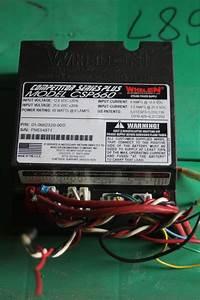 Whelen Strobe Power Supply Csp660