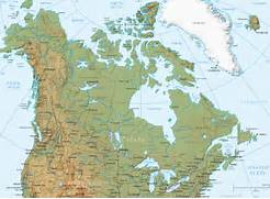 Pics Photos - Of Canada Physical Map Of Canada Physical Map Of Canada  Canada Physical Map