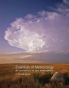 Meteorology Today - 9781337616669