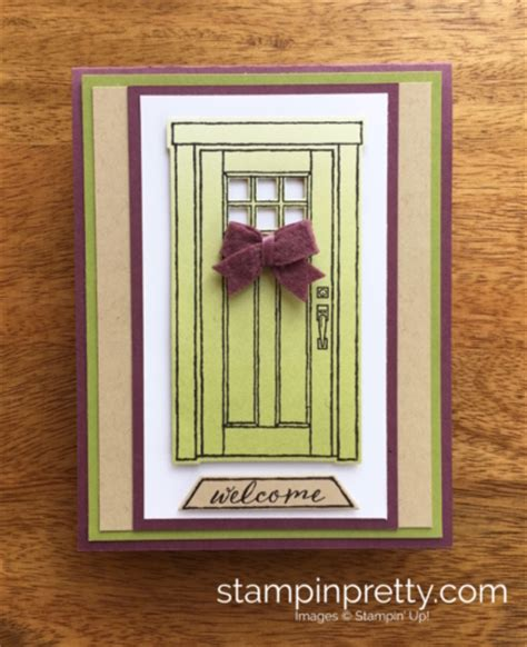 Welcome To The New Home Designing by A Welcoming New Home Card Using At Home With You