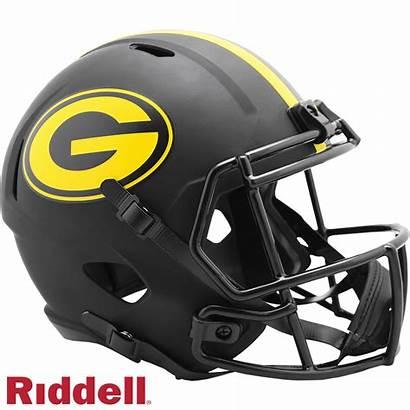 Packers Helmet Eclipse Replica Football Speed Bay