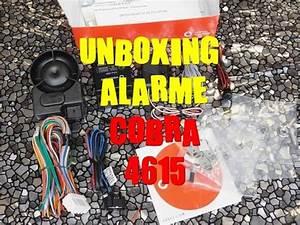 Alarme Voiture Cobra : pr sentation de l 39 alarme pour voiture cobra 4615 youtube ~ Melissatoandfro.com Idées de Décoration