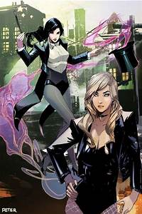 Zatanna and Black Canary by Peter Nguyen ...