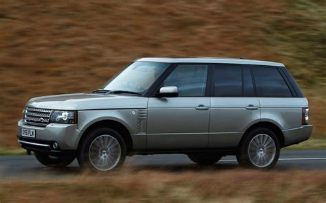 range rover land rover 2012 land rover range rover reviews and rating motor trend