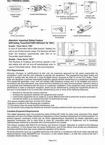 Acumen Technologies 504 Acumen Fdc 504 Tx Only User Manual 11