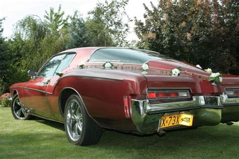 Bujal78 :: Rental of classic cars - 1972 Buick Riviera GS ...