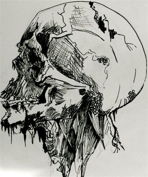 Free Art Skull Download Clip