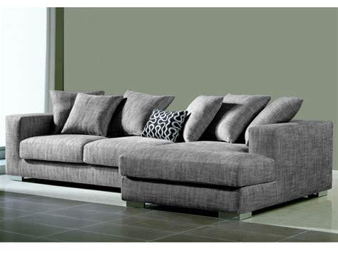 canapé tissu déhoussable canape angle dehoussable maison design wiblia com