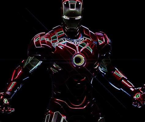 Iron Man Costume 4k Wallpaper  Hd Wallpapers