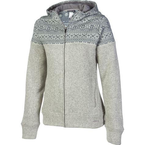 womens sweaters patagonia better sweater hooded fleece jacket