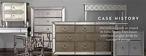Mirrored Furniture Mirrored Dressers & Tables Z Gallerie