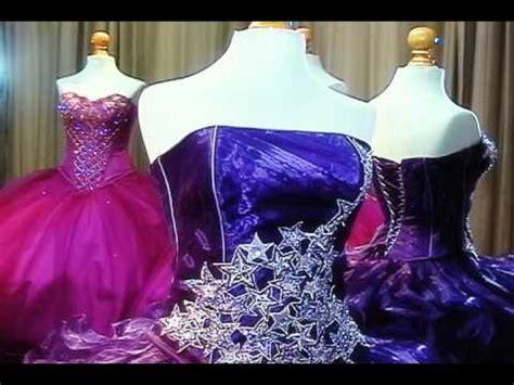 el  ella boutique vestidos  xv anos youtube