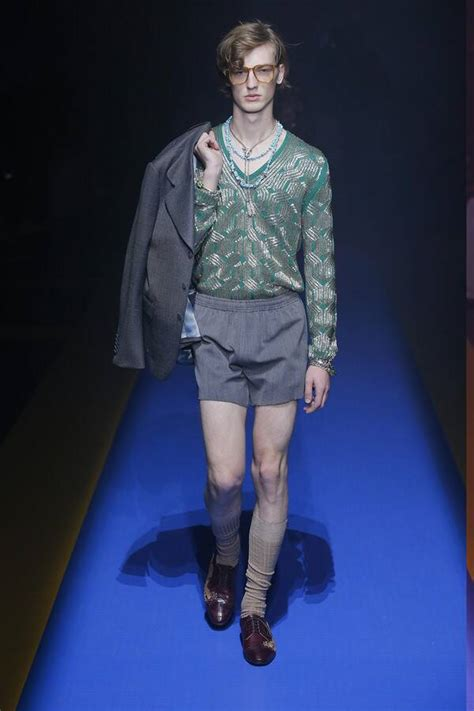 Womens And Mens Spring Summer 2018 Runway Looks Gucci