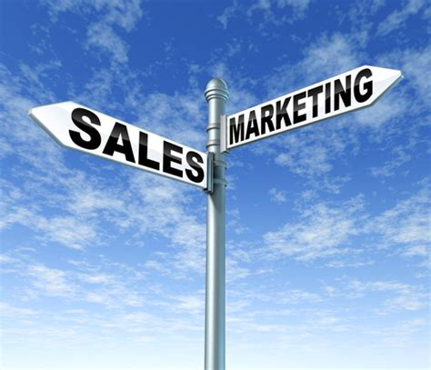 Marketing Sales by Sales And Marketing Alignment Proving To Be A