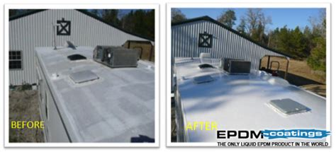 Rv Rubber Roof Coating