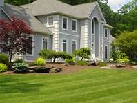 landscape ideas for front of house Large Landscaping Ideas For Front Of House : Iimajackrussell Garages - Sophisticated Landscaping ...