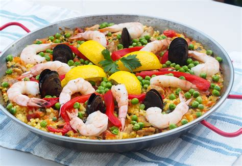 cuisine paella paella valenciana not your average food