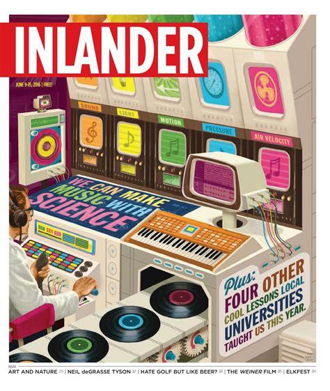 Inlander 06/09/2016 by The Inlander Issuu