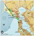 Online Maps: San Francisco Bay Area Map