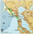 Online Maps: San Francisco Bay Area Map