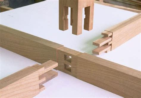 images  woodworking joints  pinterest