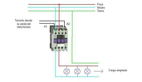 solucionado como conectar un contactor para llave temporizador digital electricidad
