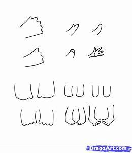 Step 5. How to Draw Chibi Bodies