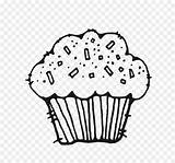Muffin Coloring Cupcake Colouring Moose Clipart Give Cup Colorear Cake Mewarnai Clip Cupcakes Shortcake Line Alce Gambar Usted Transparent Cookie sketch template