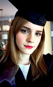 Emma Watson Brown University