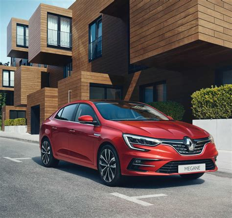 2021 Renault Megane Sedan Facelift Edition, Tech and ...