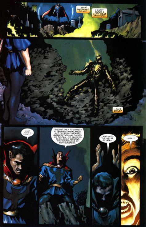 SS Dr Strange vs Ghost Rider - Battles - Comic Vine
