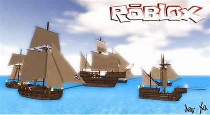 Roblox Wallpapers Desktop Sail Age Deviantart Ship
