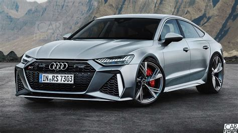 New Audi RS7 Rendering is Spot On - Motor Illustrated