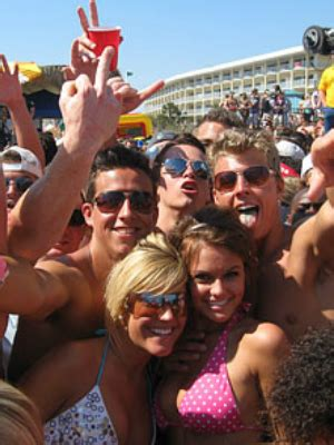 Spring Break Booze Biz Off In Pcb  Newstalk Florida N