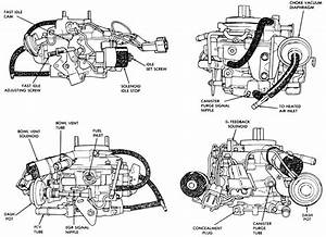 1987 Toyota Pickup Carburetor Diagram