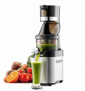 Commercial Whole Slow Juicer Chef Cs600