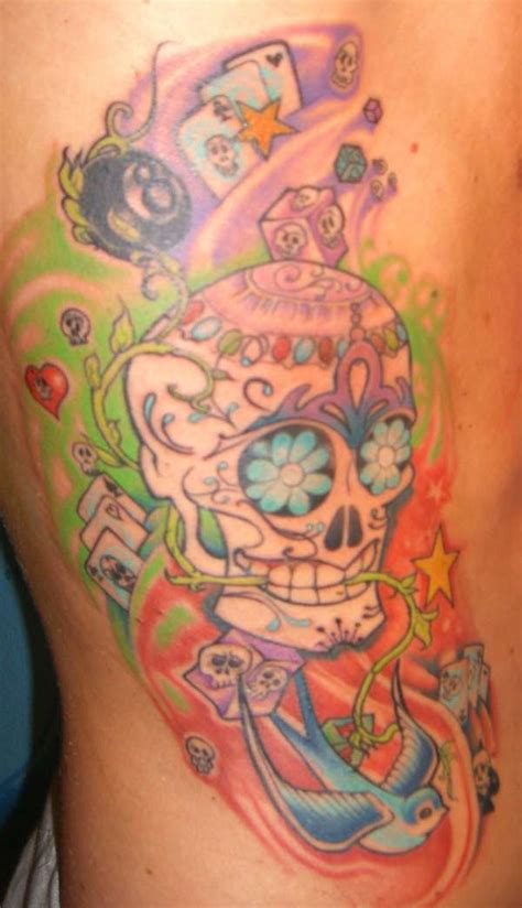 Candy tattoo Designs ~ All About