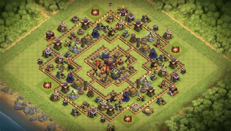 th10 th11 base layouts clash 13 th7 to th11 farming trophy war base layouts for th10