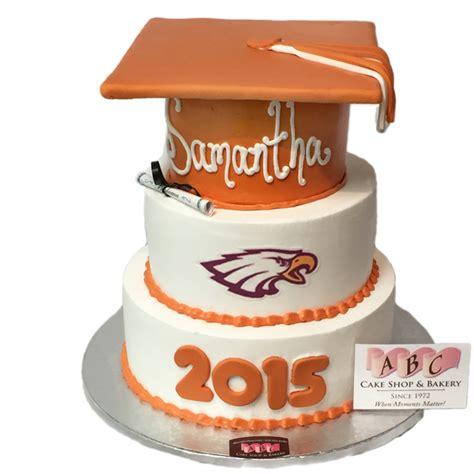 graduation cakes abc cake shop