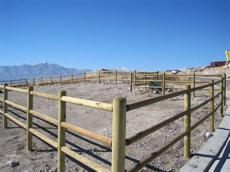 lodge pole ranch fence fence deck supply