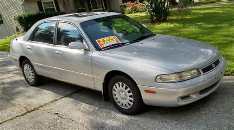 car owners manuals for sale 1995 mazda 626 spare parts catalogs 1995 mazda 626 cars for sale