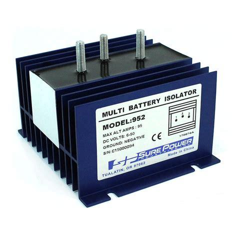 eatons  power  multi battery isolator waytek